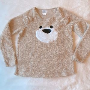 ⚡️FLASH SALE🐻 Sherpa Teddy Bear Sweater